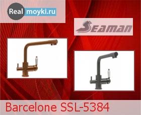 Кухонный смеситель Seaman Barcelone SSL-5384
