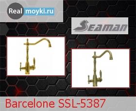 Кухонный смеситель Seaman Barcelone SSL-5387