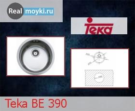 Кухонная мойка Teka BE 390
