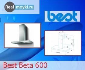 Кухонная вытяжка Best Beta 600