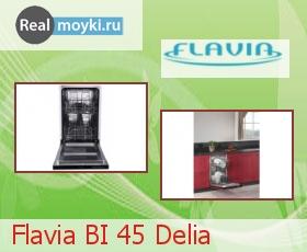 Посудомойка Flavia BI 45 Delia