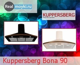 Кухонная вытяжка Kuppersberg Bona 90