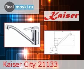 Кухонный смеситель Kaiser City 21133