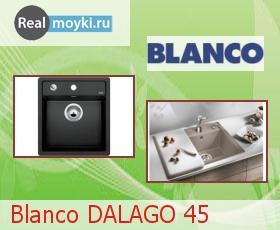 Кухонная мойка Blanco DALAGO 45
