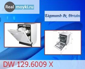 Посудомойка Zigmund Shtain DW 129.6009 X