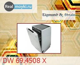 Посудомойка Zigmund Shtain DW 69.4508 X