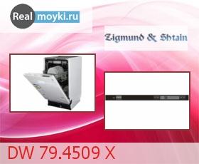 Посудомойка Zigmund Shtain DW 79.4509 X