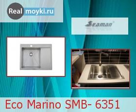 Кухонная мойка Seaman SMB-6351