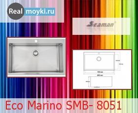 Кухонная мойка Seaman SMB-8051