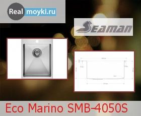 Кухонная мойка Seaman Eco Marino SMB-4050S