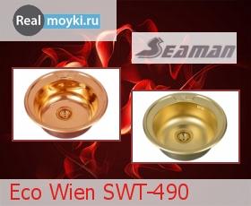 Кухонная мойка Seaman Eco Wien SWT-490