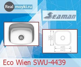 Кухонная мойка Seaman Eco Wien SWU-4439