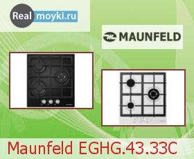 Варочная поверхность Maunfeld EGHG.43.33C