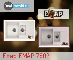 Кухонная мойка Емар 7802
