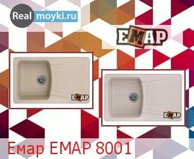 Кухонная мойка Емар 8001