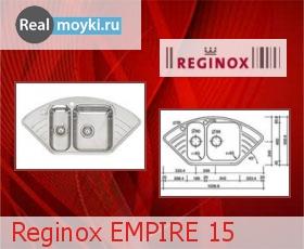 Кухонная мойка Reginox Empire R15 Lux