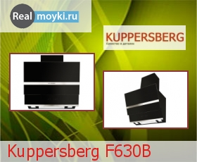 Кухонная вытяжка Kuppersberg F630B