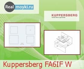 Варочная поверхность Kuppersberg FA6IF W