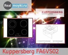 Варочная поверхность Kuppersberg FA6VS02