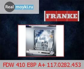 Посудомойка Franke FDW 410 E8P A+ 117.0282.453
