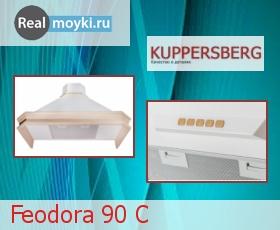 Кухонная вытяжка Kuppersberg Feodora 90 C