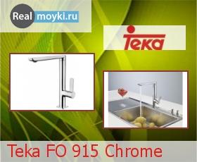 Кухонный смеситель Teka FO 915 Chrome