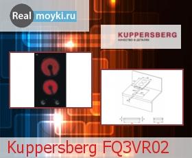 Варочная поверхность Kuppersberg FQ3VR02