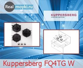 Варочная поверхность Kuppersberg FQ4TG W