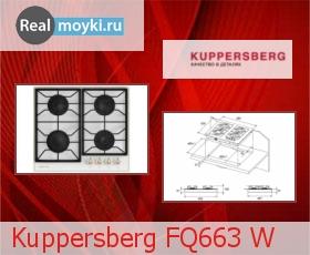 Варочная поверхность Kuppersberg FQ663 W