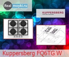 Варочная поверхность Kuppersberg FQ6TG W