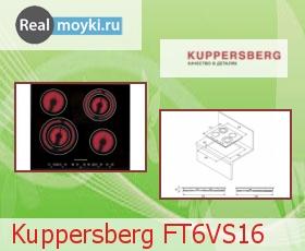 Варочная поверхность Kuppersberg FT6VS16