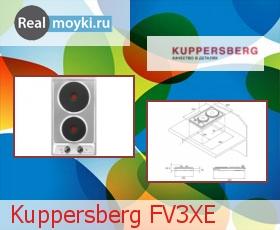 Варочная поверхность Kuppersberg FV3XE