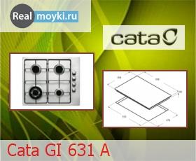 Варочная поверхность Cata GI 631 A