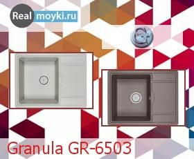 Кухонная мойка Granula GR-6503