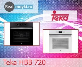 Духовка Teka HBB 720