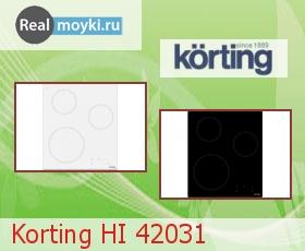 Варочная поверхность Korting HI 42031