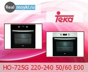 Духовка Teka HO-725G 220-240 50/60 E00
