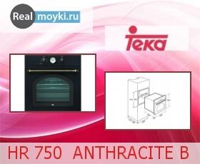 Духовка Teka HR 750 ANTHRACITE B