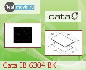 Варочная поверхность Cata IB 6304 BK