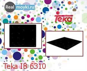 Варочная поверхность Teka IB 6310
