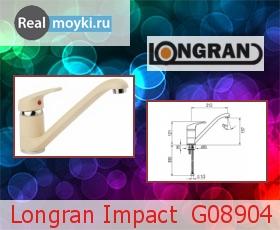 Кухонный смеситель Longran Impact G08904