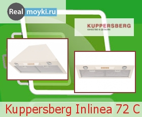 Кухонная вытяжка Kuppersberg Inlinea 72