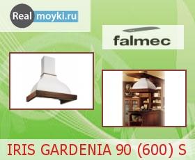 Кухонная вытяжка Falmec Iris Gardenia 90