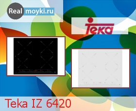 Варочная поверхность Teka IZ 6420