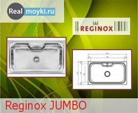Кухонная мойка Reginox Jumbo