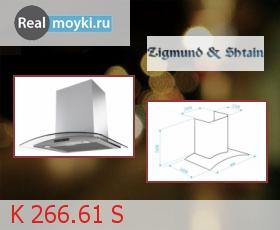 Кухонная вытяжка Zigmund Shtain K 266.61 S