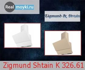 Кухонная вытяжка Zigmund Shtain K 326.61