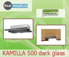 Кухонная вытяжка Крона Kamilla 500