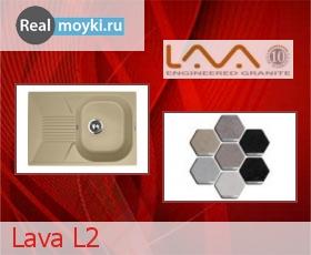 Кухонная мойка Lava L2