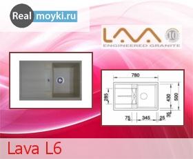 Мойка для кухни Lava